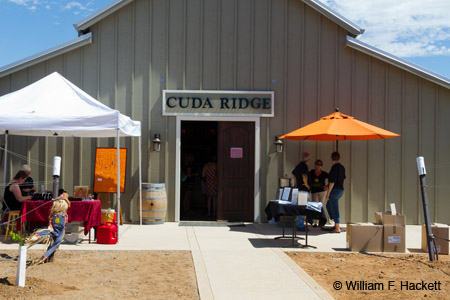 Cuda Ridge Winery, Livermore, California