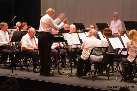 Pleasanton Community Concert Band, Spring Concert 2012