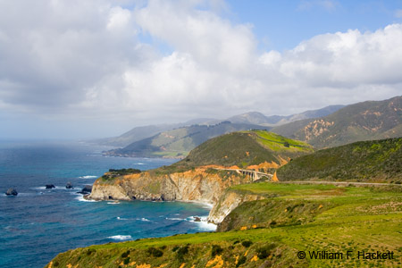 Big Sur, Bixby Creek Bridge