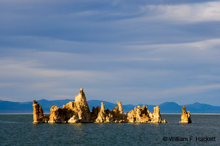 Mono Lake and tufa