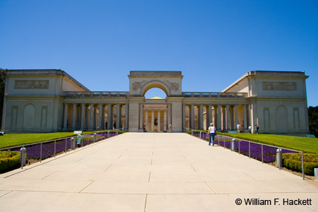 Palace of the Legion of Honor, San Francisco