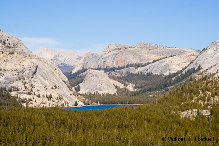Tenaya Lake, Yosemite National Park
